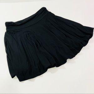 Sequin Hearts Skater Skirt Size M NWOT